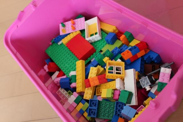 レゴブロック収納方法おすすめ