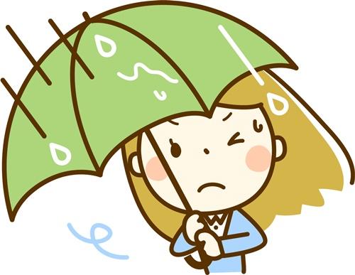 ハリケーンと台風の違い